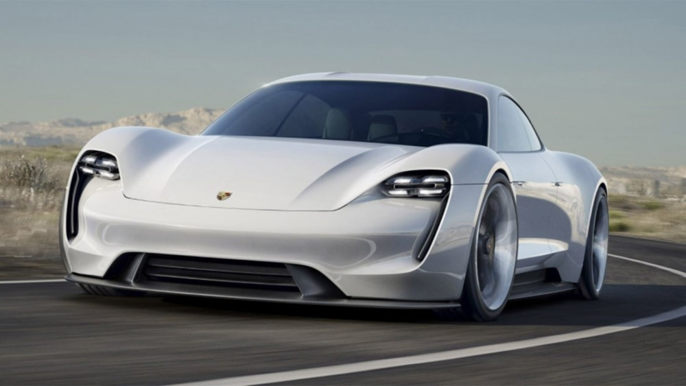 Porsche Taycan has more than 30,000 Orders