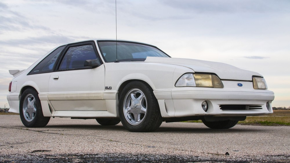 Ford restores Mustang for man who sold it 17 years ago to pay for wife's cancer treatment