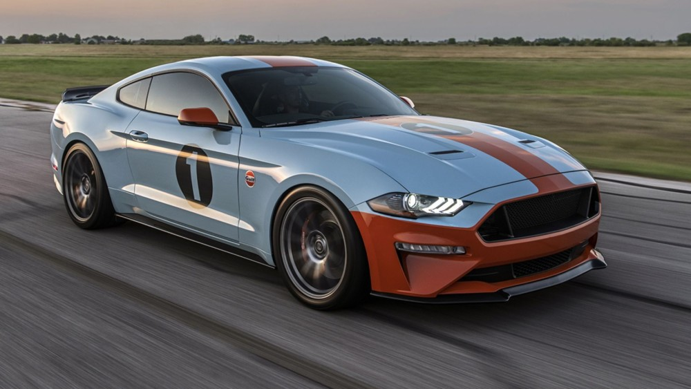 Meet The 808 HP Brown Lee Ford Mustang GT