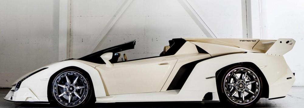 Seized Politician's Exotic Cars Bring $27M