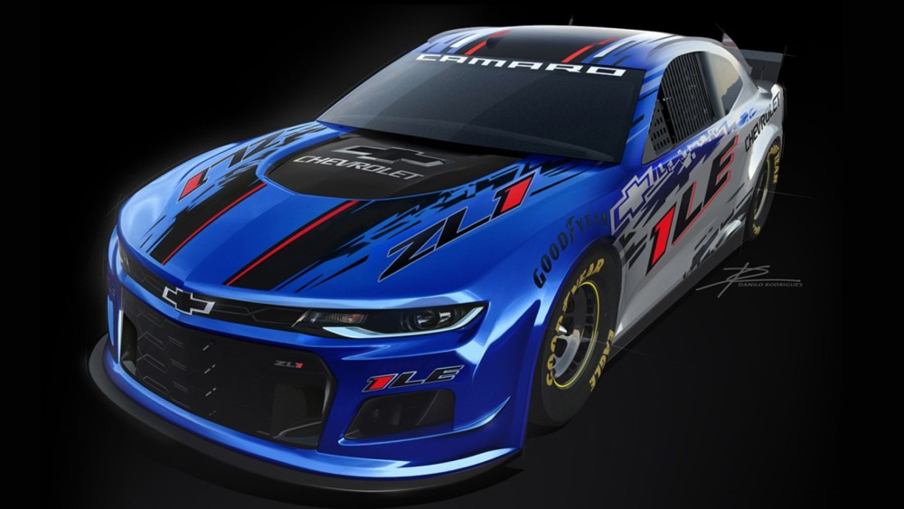 Chevrolet announces new NASCAR Camaro ZL1 1LE for 2020