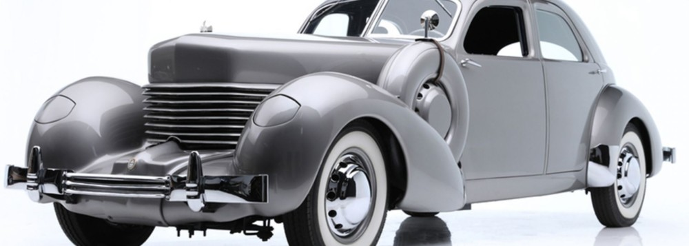 'Cursed' 1937 Cord 812 up for sale hides a political history