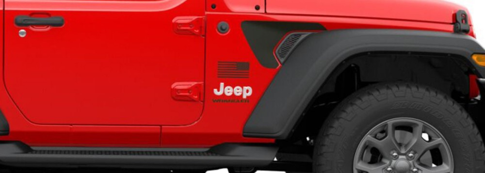 Sales from the 2020 Jeep Wrangler Freedom helps support the troops