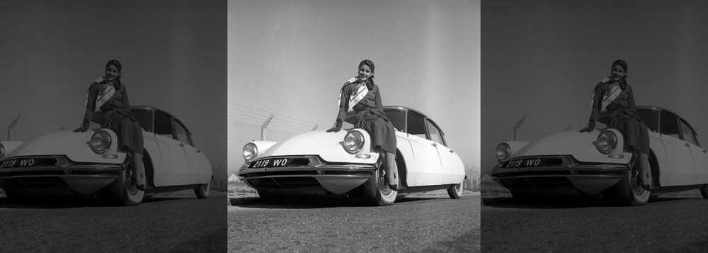 Survey Says the Citroen DS is the Coolest Car in the World