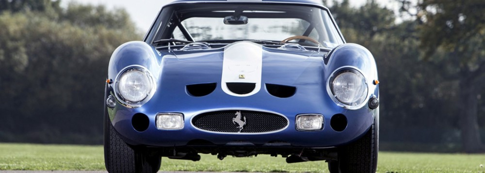 A $44M 1962 Ferrari 250 GTO is missing a part, according to Lawsuit