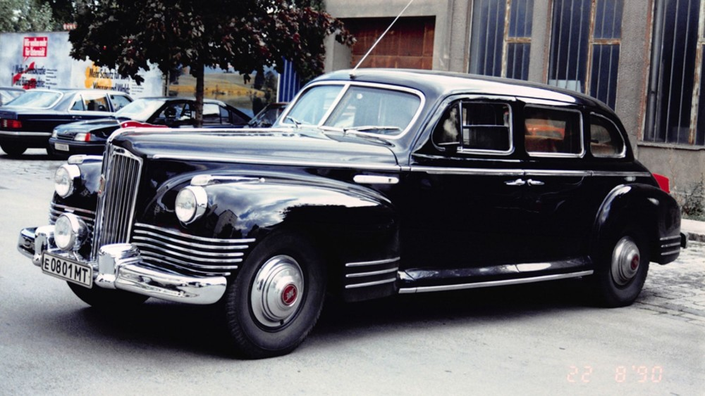 Josef Stalin's $2.8M armored Limo stolen in Moscow