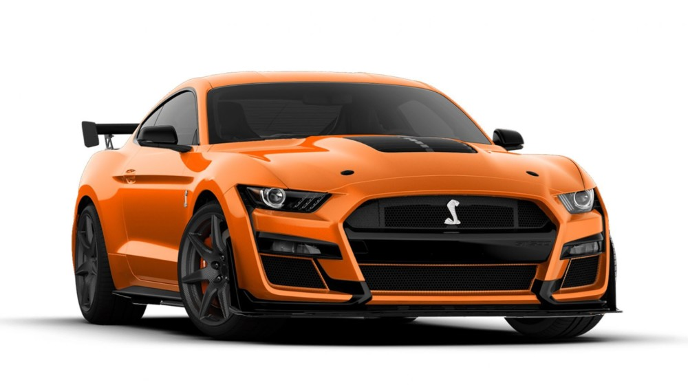 The Ford Mustang wins the American muscle car sales race in 2019