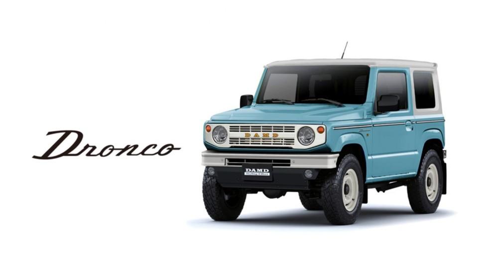 Meet the 'Dronco' Ford Bronco clone
