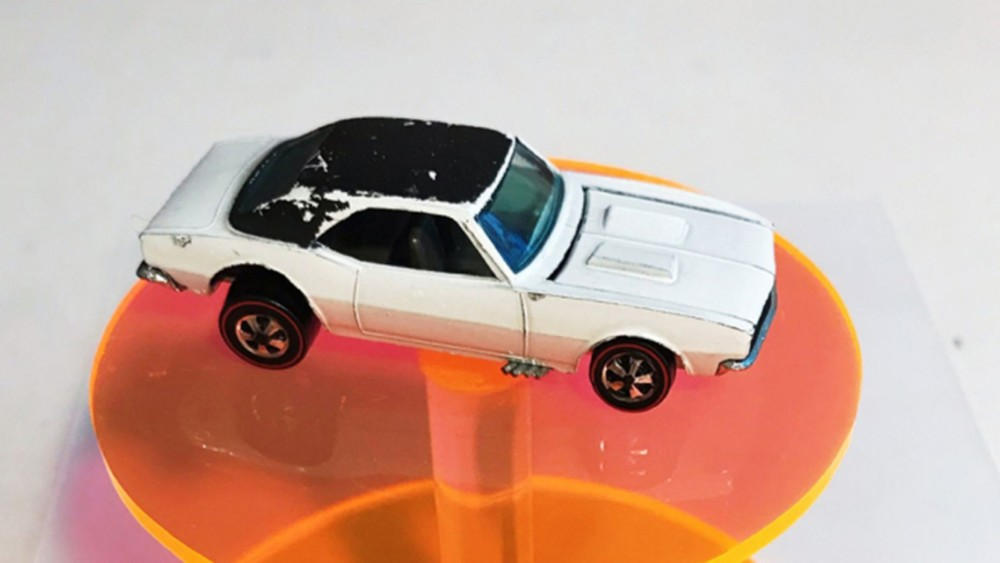 A Rare Hot Wheels Chevrolet Camaro could be worth over $100,000