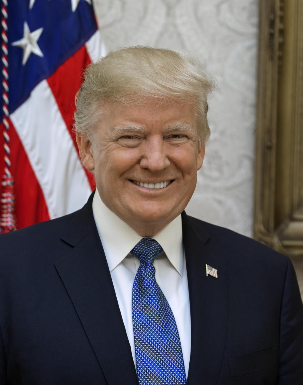 President Trump attending NASCAR's Daytona 500