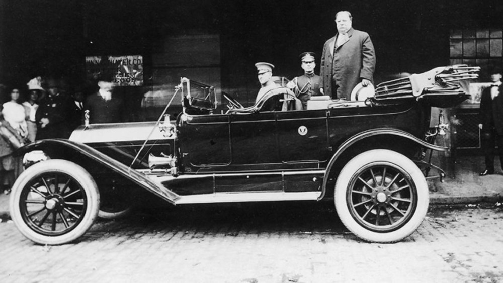 A brief history of U.S. presidential limousines from Taft to Trump