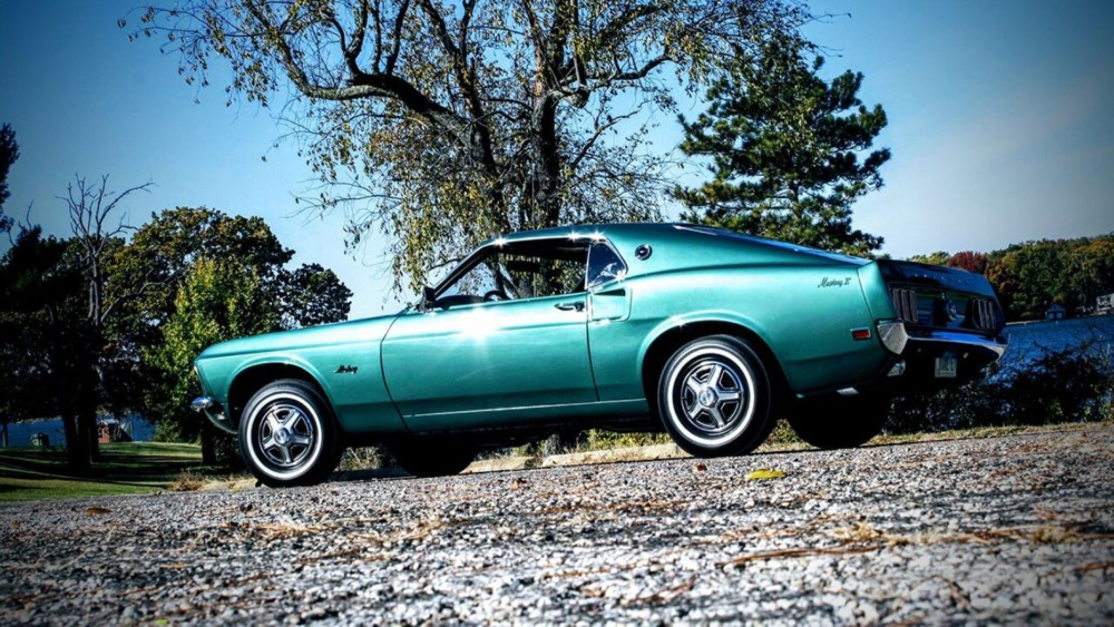Prior to the Mustang Mach-E, the rare 1969 Ford Mustang E was Ford's efficient pony car