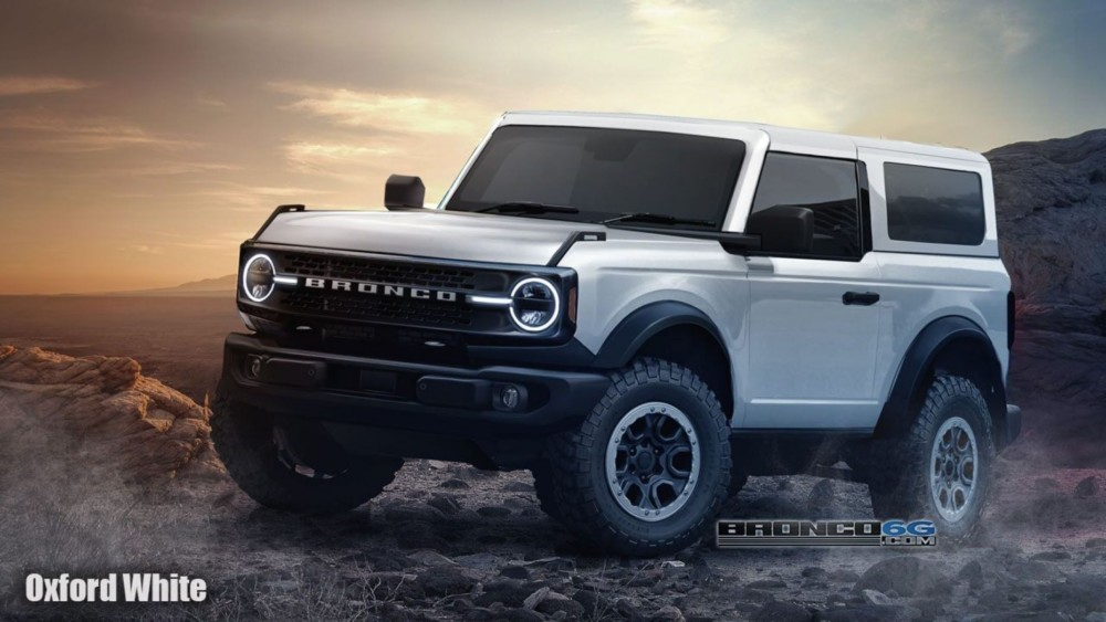 New Ford Bronco reservations take place July 13