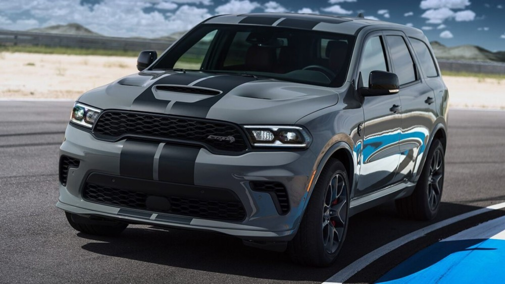 Wow! Dodge Durango SRT Hellcat, world's most powerful SUV, sold out