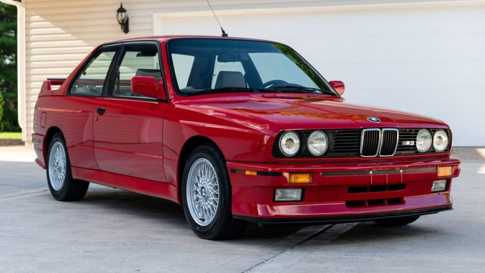 How a $35,000 1988 BMW M3 sold for $250,000