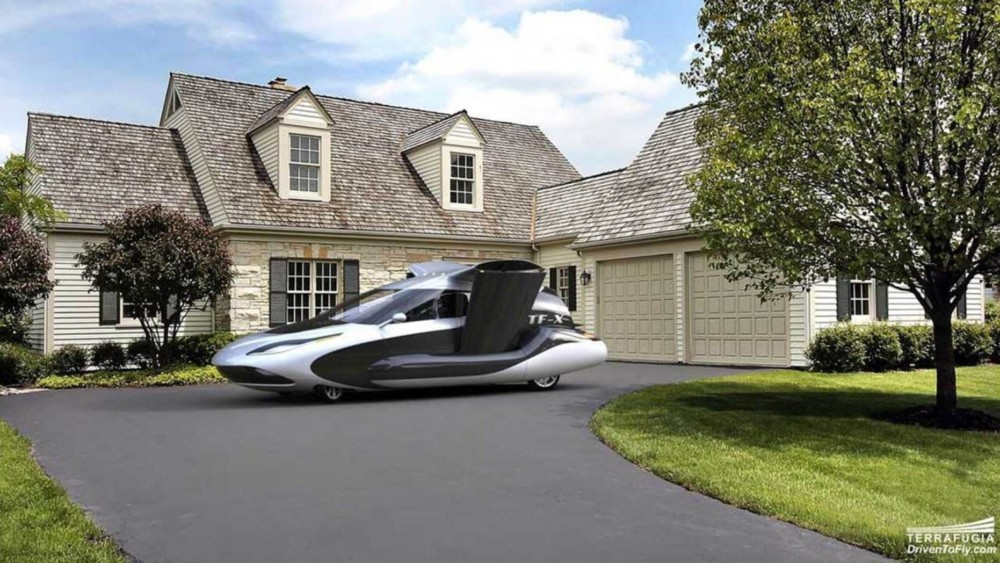 New Hampshire legalizes flying cars for the road