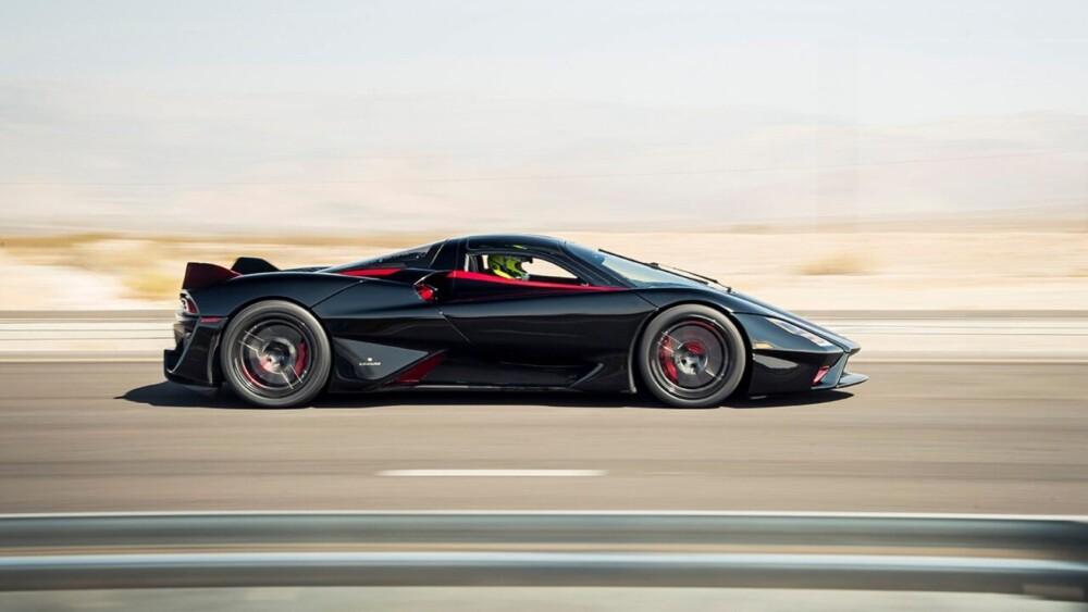 SSC planning 'affordable' follow-up to 316 mph Tuatara supercar