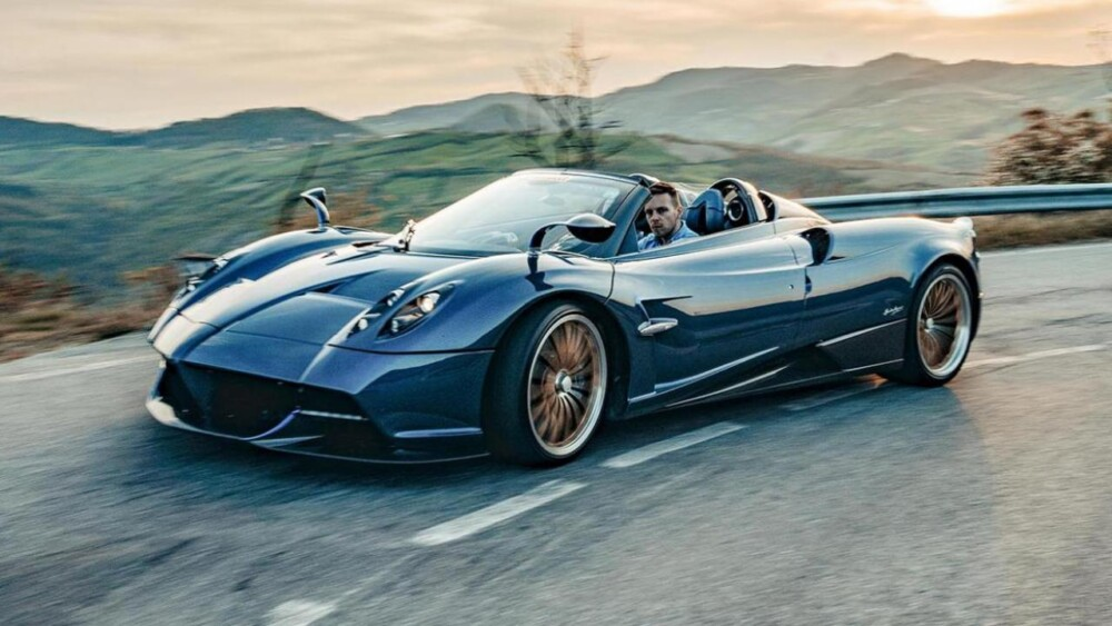 Teenage YouTube star crashes dad's rare $3.4M sports car