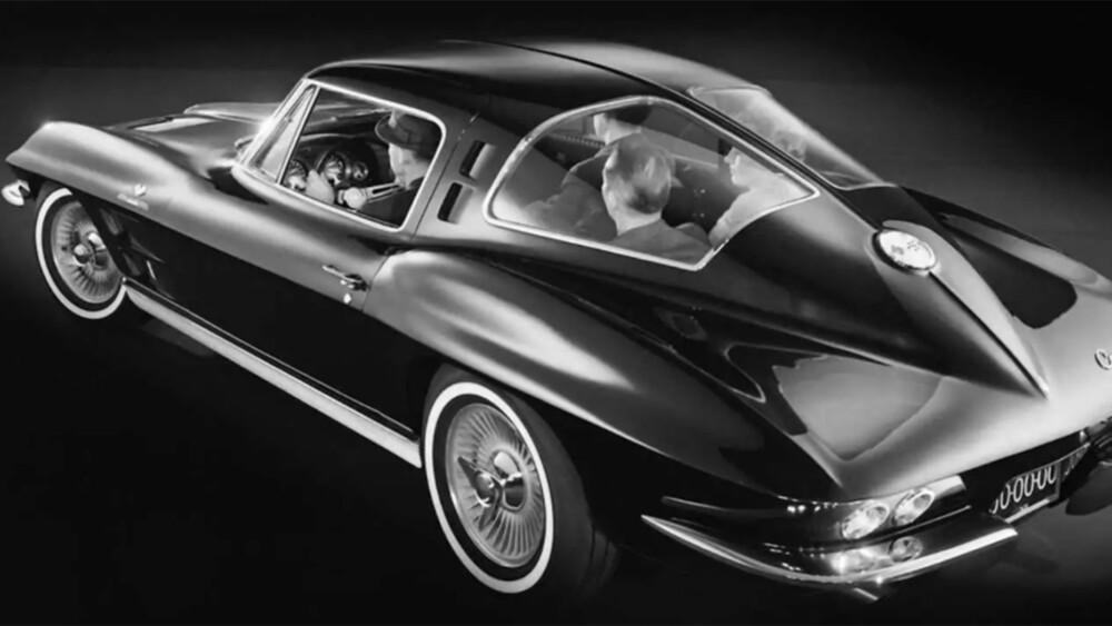 Long-gone 4-seat 1963 Chevrolet Corvette revealed in rare images